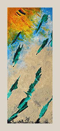 Acrylmalerei, Acryl painting, Stil, Zeitlos