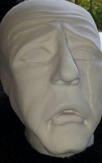 Traurigkeit, Kunsthandwerk