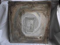 Abstrakt, Acrylmalerei, Malerei, Tor