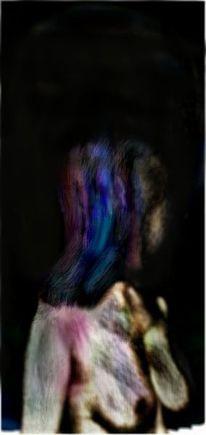 Mamílle, Maadche, Digitale kunst, Queen
