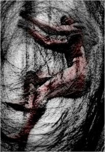 Verwüstung, Beängstigend, Senkloch, Illustrationen