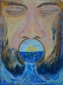 Acrylmalerei, Malerei, 2015