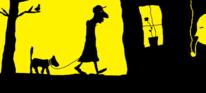 Schwarz, Abstrakt, Digitale kunst, Hund