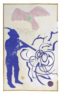 Picabia, Matisse, Collage, Mischtechnik