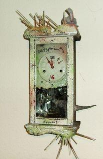 Zeit, Unzeit, Uhr, Auszeit