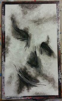 Ölmalerei, Meer, Landschaft, Acrylmalerei