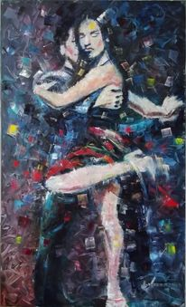 Liebe, Argentinien, Mann, Tanz