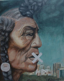 First nation, Kanada, American history, Skyline