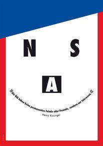 Plakatkunst, Nsa, Usa, Druckgrafik