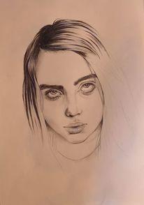 Stern, Billie eilish, Musik, Zeichnungen