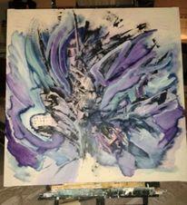 Abstrakt, Gedankenlos, Malerei, Fantasie