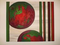 Malerei, Acrylmalerei