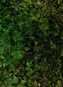 Acrylmalerei, Bild 25, Generation f1, Spachtel