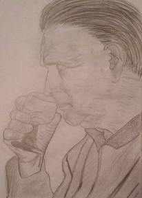 Aber mensch, Weinprobe, Wein, Portrait