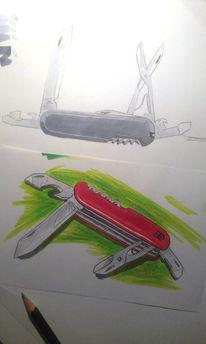 Zeichnung, Copic marker, Skizze, Zeichnungen
