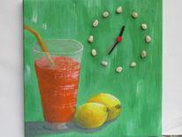 Malerei, Acrylmalerei, Mischtechnik