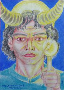 Mythologie, Symbolismus, Polychromos, Seelenfänger