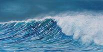 Brandung, Meer, Welle, Wasser