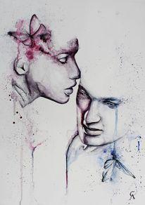 Rauch, Abstrakt, Gedanken, Surrealistisch