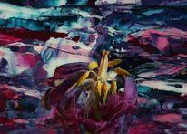 Fotografie, Blumen, Gemälde