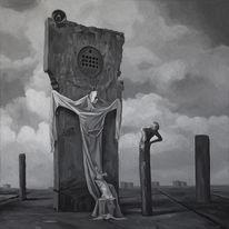 Apokalypse, Tod, Surreal düster, Verzweiflung