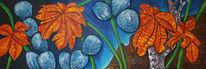 Repens, Blumen, Strelitzia, Taglilie