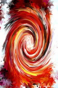 Fotografie, Bearbeitung, Abstrakt, Digitale kunst