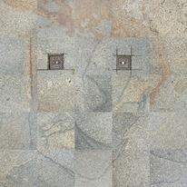 Fotografik, Berlin, Gesicht, Pflaster