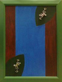 Konceptualismus, Acrylmalerei, Avantgarde, Leidenschaft