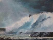 Malerei, Mar