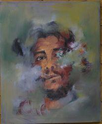 Portrait faszination, Menschen, Malerei, Che