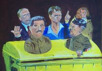Putin, Stalin, Von storch, Hitler