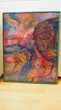 Figural, Malerei, Zeichnung, P1011343