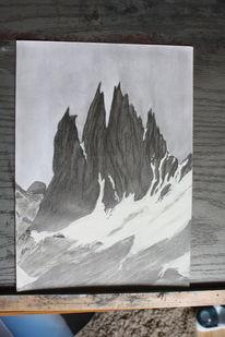 Schnee, Natur, Alpen, Romantik