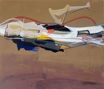 Boreas, Jim harris, Greek mythology, Abstrakte malerei