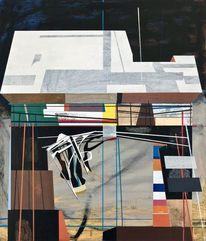 Futurismus, Abstrakt, Avantgarde, Architektur
