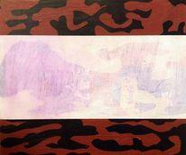 Organisch, Gemälde, Avon, Fluss