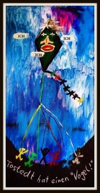 Aquarellmalerei, Abstrakt, Fotografie, Wasser