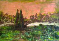 Prima, Klima, Geld, Malerei