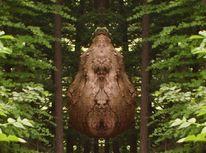Geist, Baum, Natur, Wald