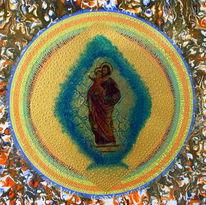 Religion, Sakralkunst, Jesus, Malerei