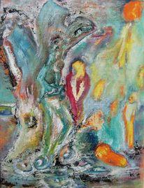 Bunt, Baum, Fantasie, Traum