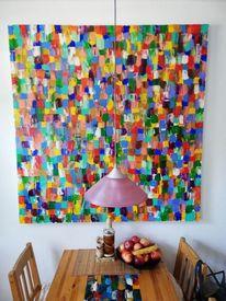 Modern art, Modern, Acrylmalerei, Malerei