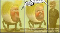 Pinnwand, Trump