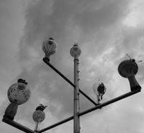 Metall, Schwarz weiß, Weiß, Fotografie