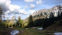 Natur, Berge, Schnee, Fotografie