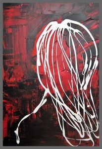 Malerei, Abstrakt, Ohne titel