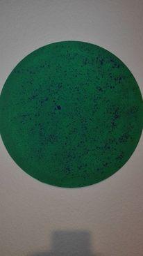 Planet, Traum, Hoffen, Malerei