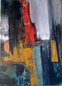 Abstrakte kunst, Abstrakte malerei, Moderne malerei, Moderne kunst