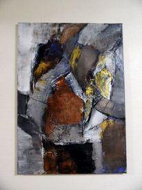 Braun, Abstrakte malerei, Moderne malerei, Moderne kunst